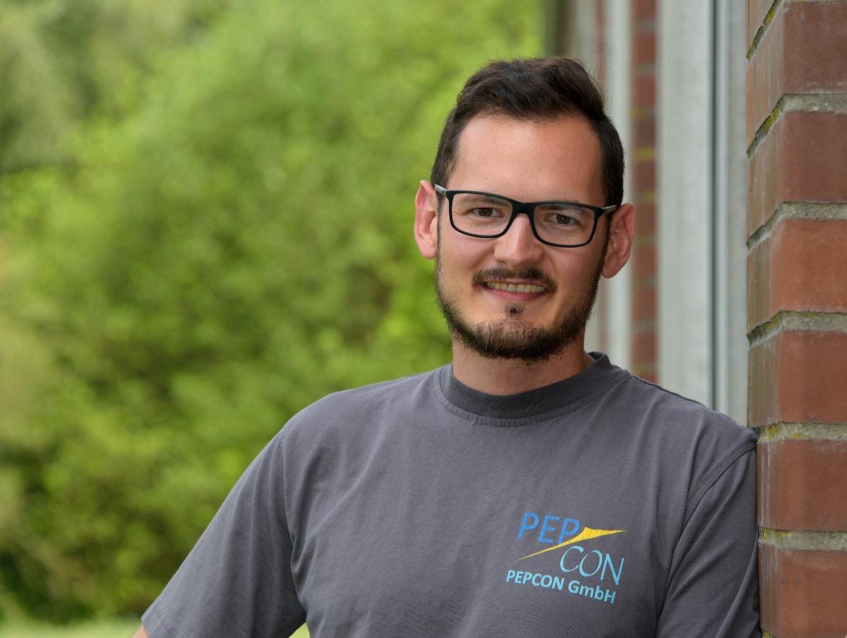 Assistent Geschäftsführung Manuel Rozankovic