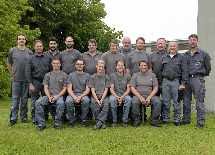 Team Mechanik